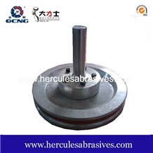 Small Flying Wheel,Diamond Wire Cable Pulley