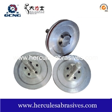 Wire Saw Machine Accessories Pulley, Flying Wheel