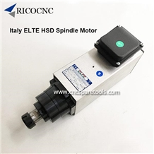 Cnc Spindle Motor Elte Hsd Air Cooled Spindle Tool