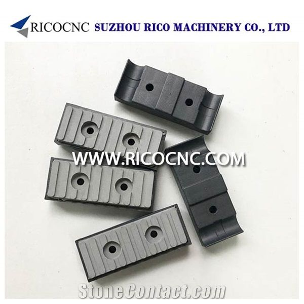Conveyor Chain Pads Edgebander Machine Track Pads from