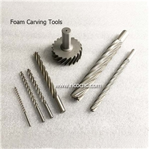 Eps Foam Carving Tools Cnc Foam Router Bits