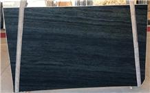 Andromeda Quartzite Slabs, Brazil Blue Quartzite