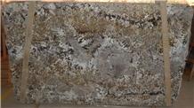 Mystic Sand Granite Slabs, Mystic Dream Granite