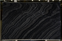 Notte Stellata Marble Slabs, Expresso Marble Slabs