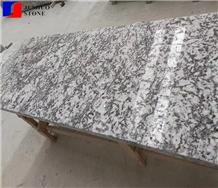 Polished Brazil White Wave Granite Wall Floorings
