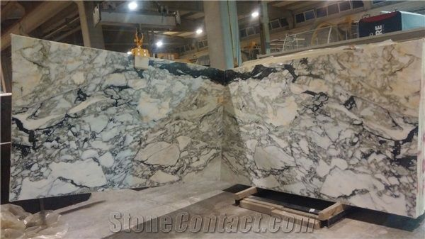 Arabescato Marble Slabs From Turkey 674701 Stonecontact Com