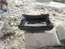 Marble Granite Bathroom Stone Sink Lavabo Basin