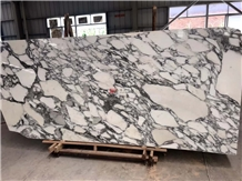Arabescato Marble for White Bathroom Flooring Tile