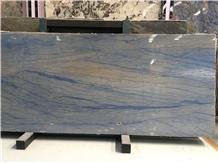 Azul Macaubas Quartzite Slab