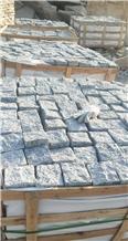 Black Granite G684 Cube Stone Exterior Patio Paver