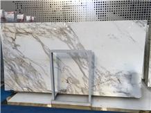 Carrara White Marble,Calacatta Gold Marble Slabs