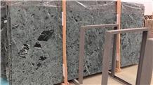 Dark Green Marble Tiles Verde Issorie Marble Slab