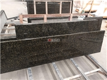 Dark Green Verde Ubatuba Granite Kichen Countertop