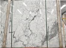 White Arabescato Marble