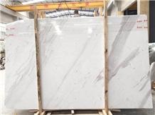 Greek White Marble Volakas Slab