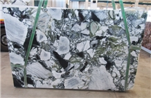 Green Marble Tile Ice Jade Marble Slab