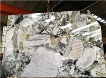 Ice Jade Marble Slab Sealer Marble Flooring Tiles