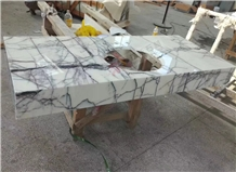 Milas New York Lilac Marble Countertops Company