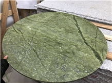 Ming Green Marble Coffee Table Top