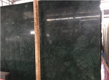 Natural Green Marble Verde Guatemala Marble Slab