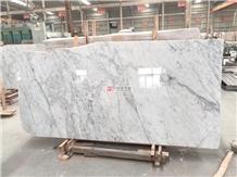 Natural White Marble Carrara Marble Slabs Tile
