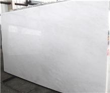Pure White Stone Rhino White Marble Slab Tile