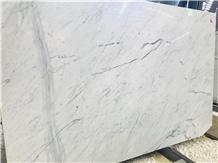 White Marble Statuario Marble Tiles