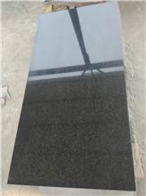 Yixian Black Polished Granite Floor Tile Suppliers