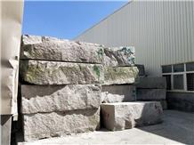 Original G664,Misty Brown Granite Blocks