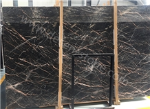 Black Tulip China Portoro Marble Slabs&Tiles