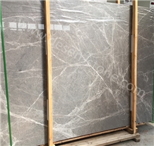 China Baltic Grey Hermes Gray Marble Slabs&Tiles