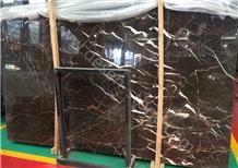 Portor Gold Brown Fantasy Marble Stone Slabs&Tiles