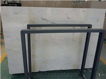 Blue Sky White Cloud Marble for Wall Cladding