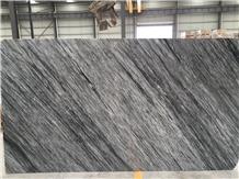 Meteor Shower Grey Marble Slabs