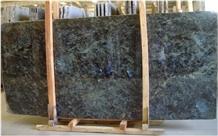 Polish Madagascar Lemurian Blue Granite Big Slabs