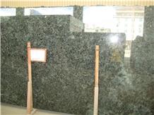 Polished Labradorite River Blue Granite Big Slabs