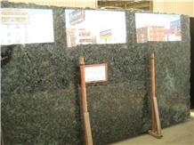 Whole Sale Lemurian Blue Granite Gangsaw Slab Tile