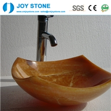 Wholesale Yellow Marble Basin