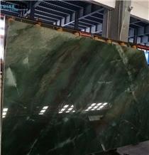 Botanic Green Quartzite Wallcladding Flooring Slab