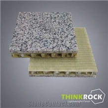 China New G603 Granite Composite Panel