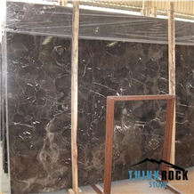 China Siberian Dark Brown Marble Slabs&Wall Tiles
