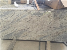Kashmir White Granite Slabs Tiles