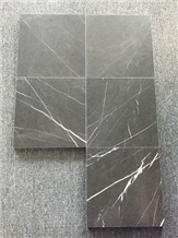 Persian Nero Marquina Marble Wall & Floor Tiles
