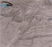 Silver Luna Moon Grey Marble Tiles & Slabs