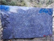 Alpine Blue Granite Slabs Tiles for Hotel Walling