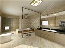 Amber Slabs Tiles for Hotel,Residential Bathroom