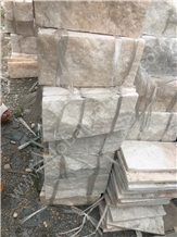Beige Quartzite Slabs Tile for Residential Project