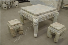 Blue Danube Marble Furniture