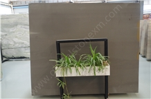 China Apple Grey Sandstone Slabs Garden Decoration