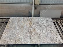 Chinese Bianco Antico Rain Forest Granite Slab